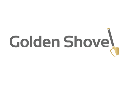 golden shovel agency logo
