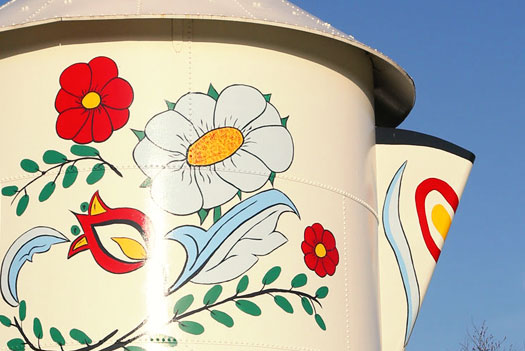 montgomery teapot water tower